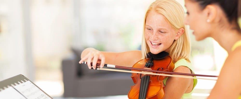 Violin Lessons Portland - Eliason School Of Music Portland OR