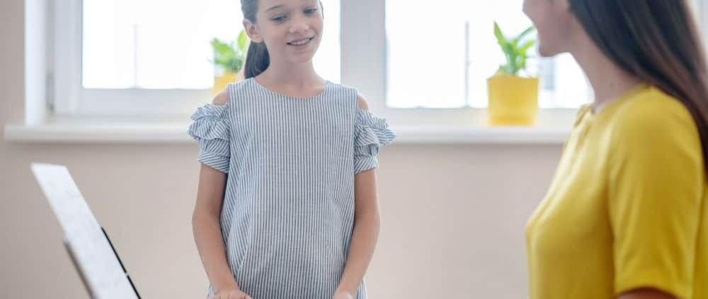 When To Get Your Child Started on Voice Lessons