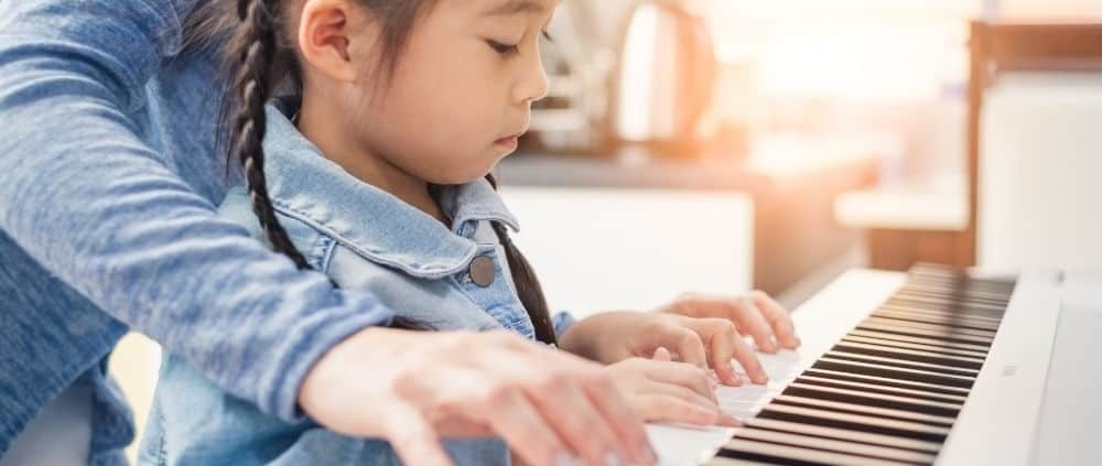 How Learning an Instrument Helps Your Child's Development