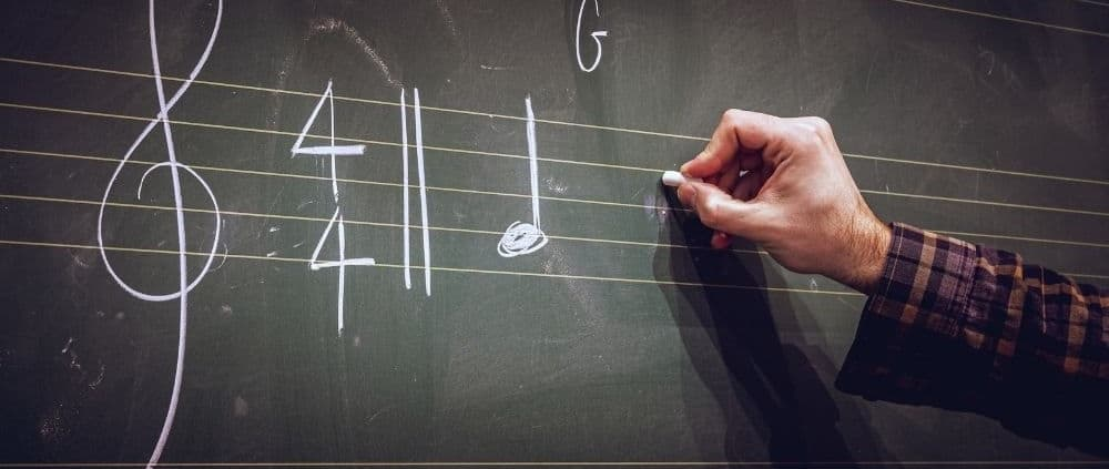 Music Theory Study Tips: Learning Scales and Chords