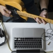 How To Make the Most of Your Online Music Lessons