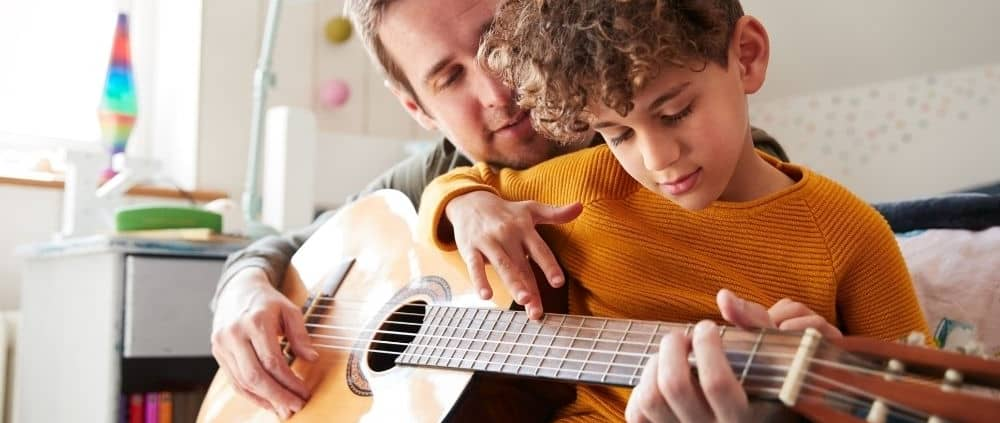 How To Encourage Your Child's Interest in Music